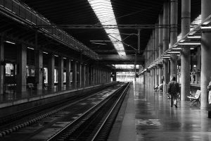 Next Train — by Isaac Ferguson, Spring 2013
