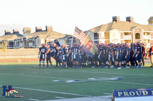HHS Mustangs Football